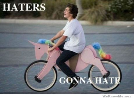 haters-gonna-hate-unicorn-bike