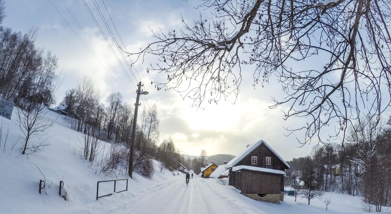 Karkonosze winter