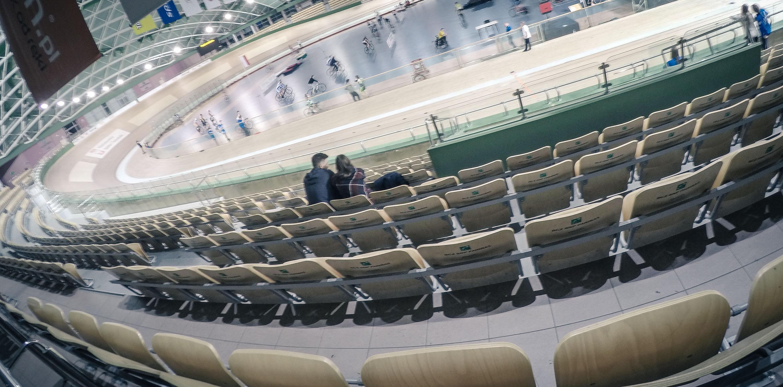 BGŻ Arena Pruszków trybuny