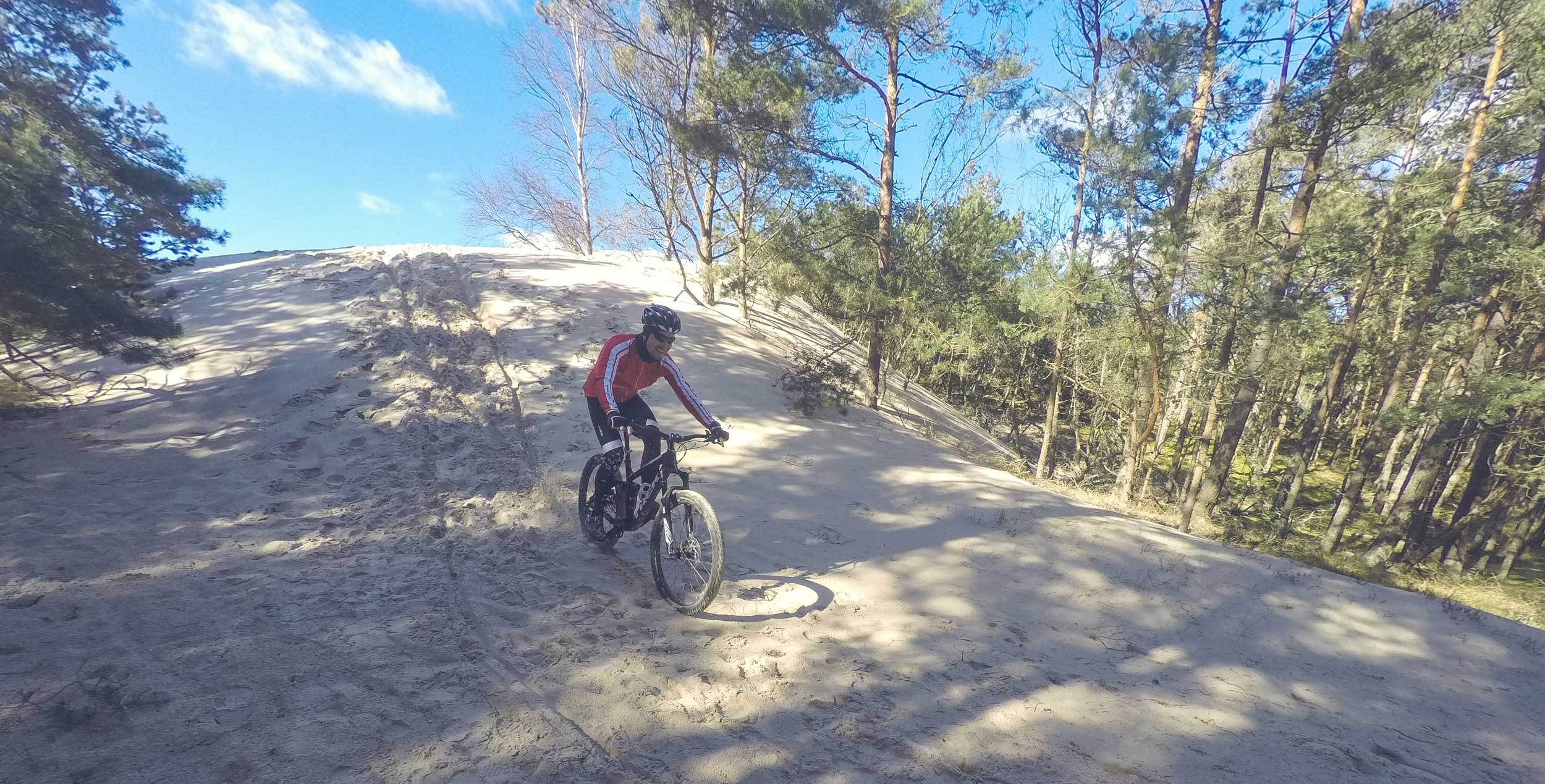bicycle dunes