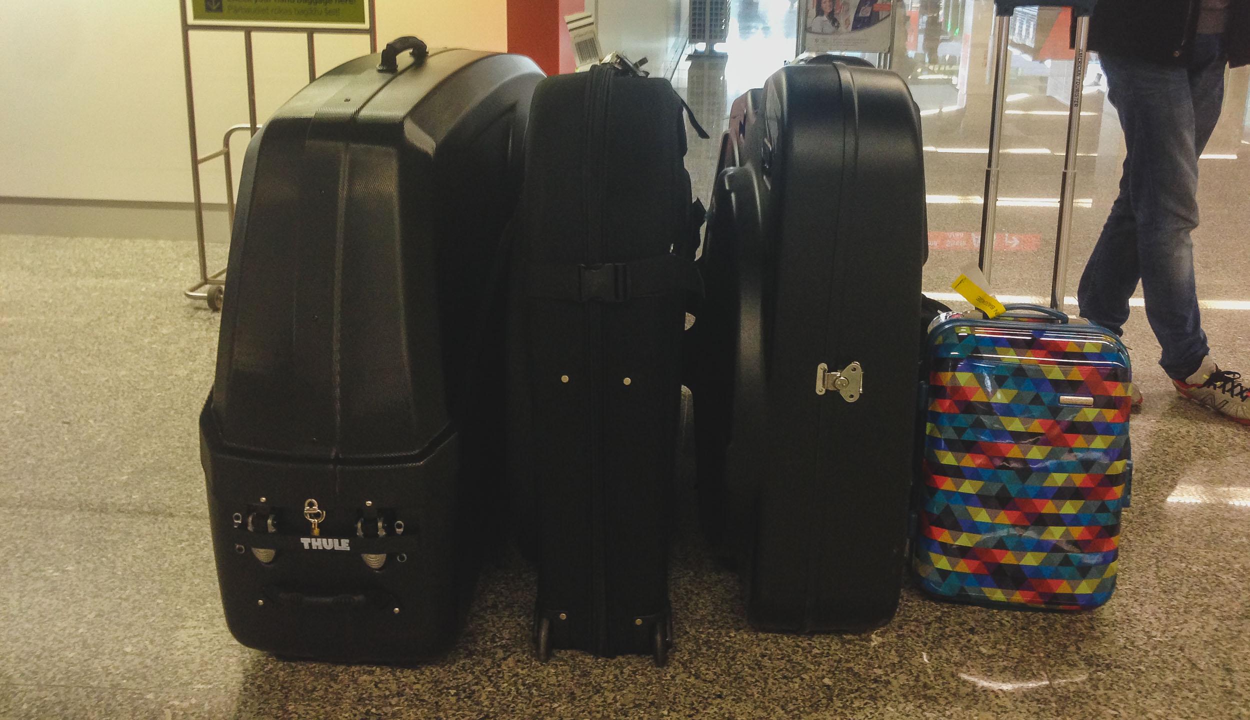 walizki rowerowe
