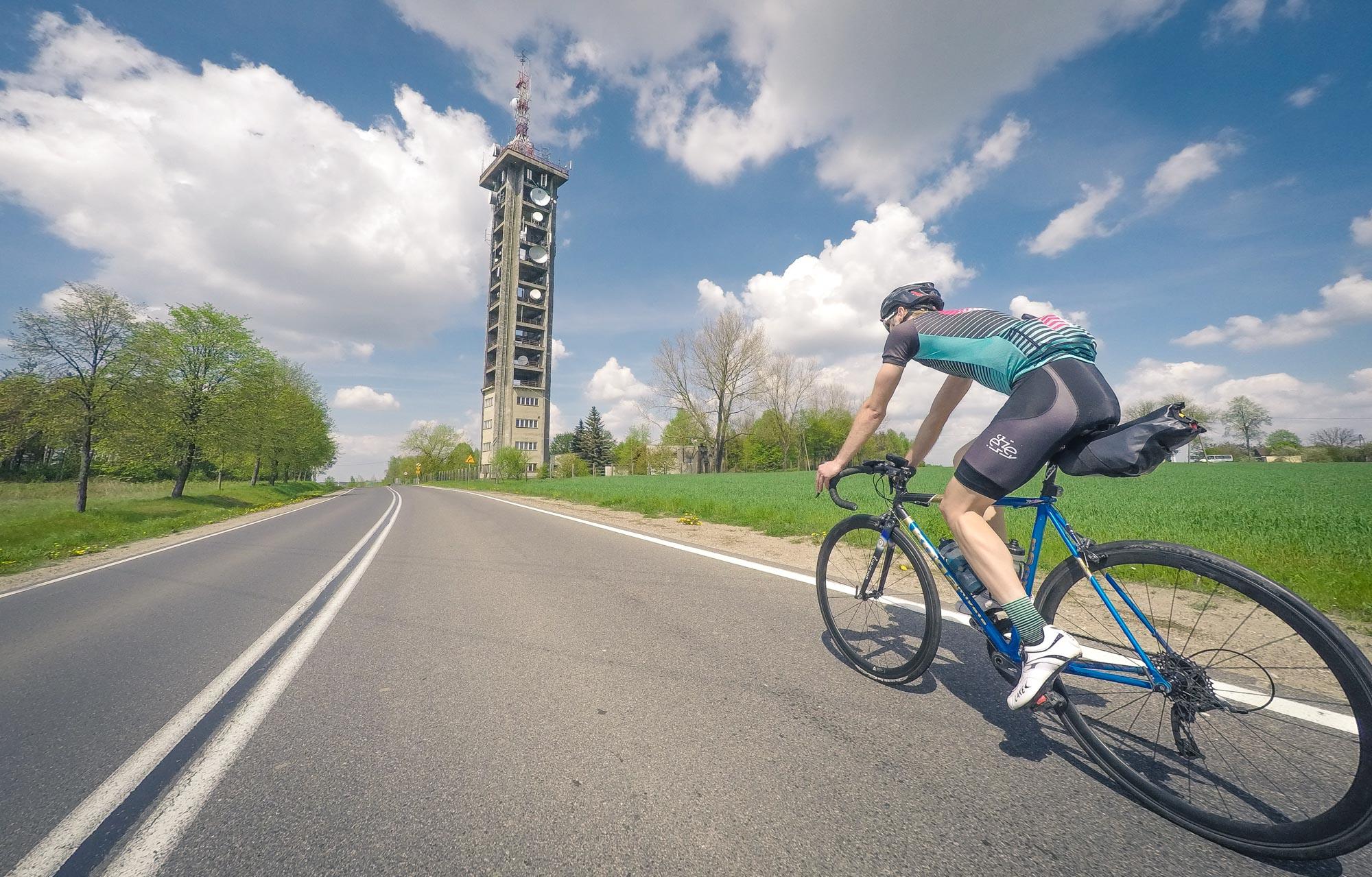 wieża kolarstwo