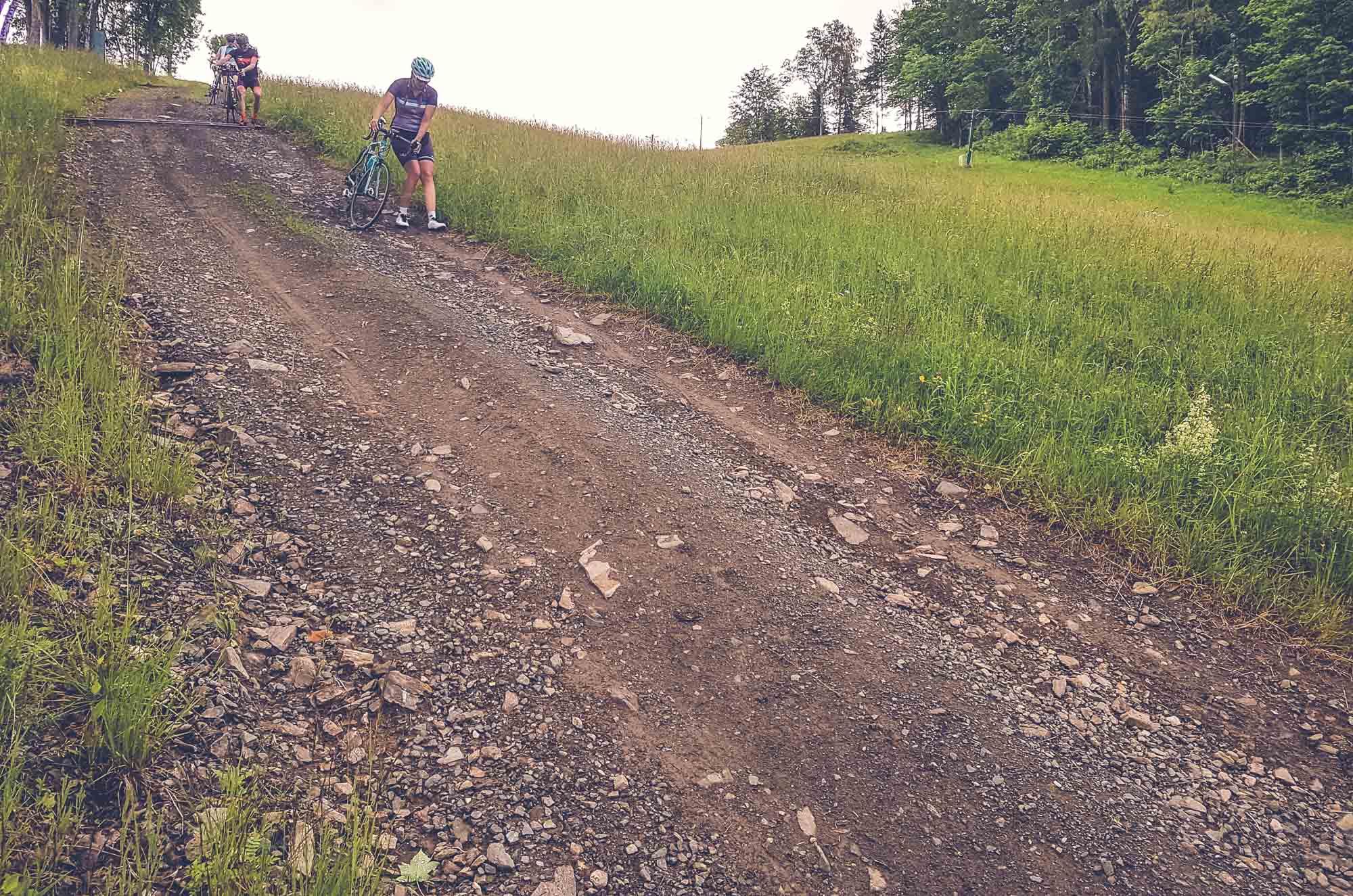 Karkonosze road cycling