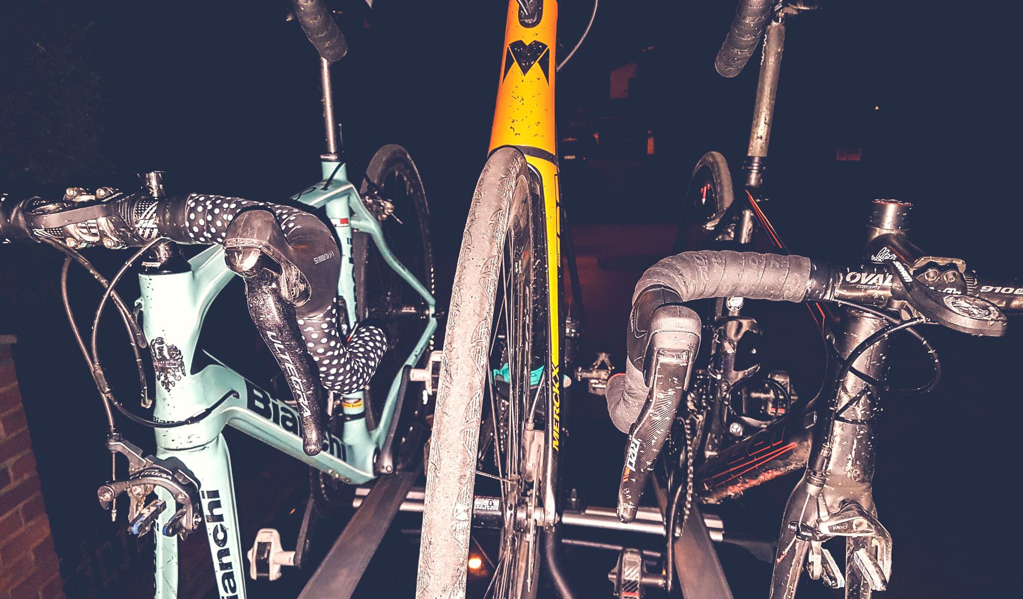 bikes roof