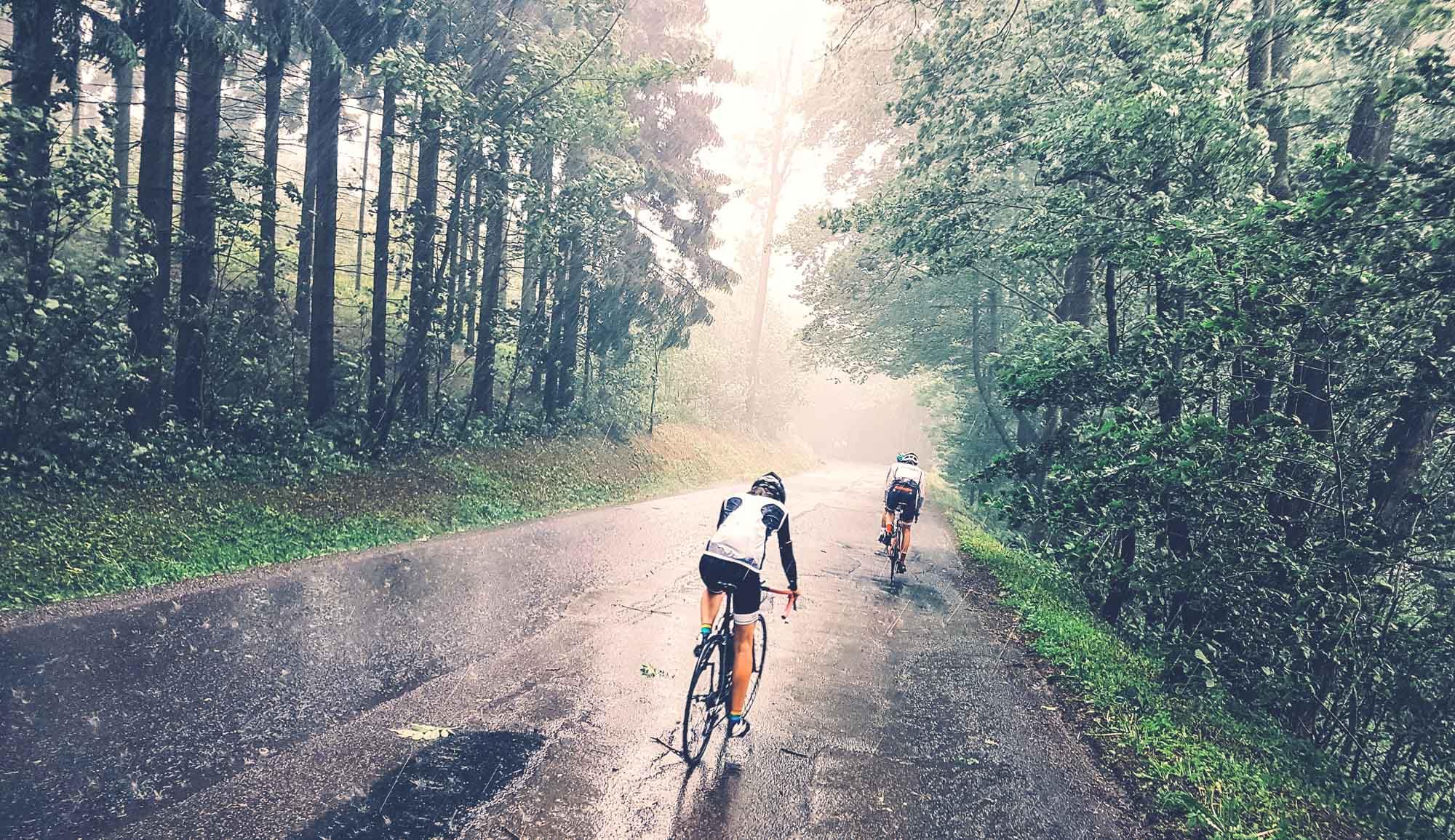 Karkonosze cycling