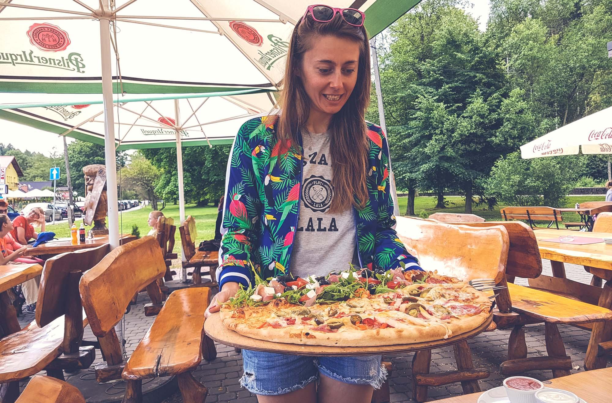 pizzeria colorata