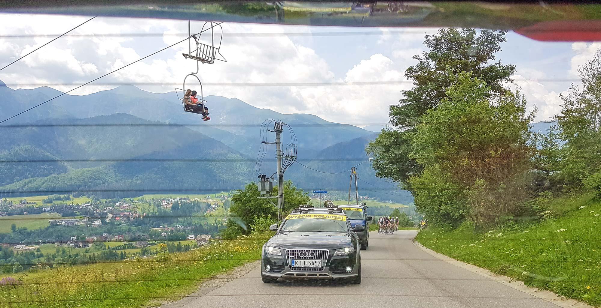 tatra road race gubałówka