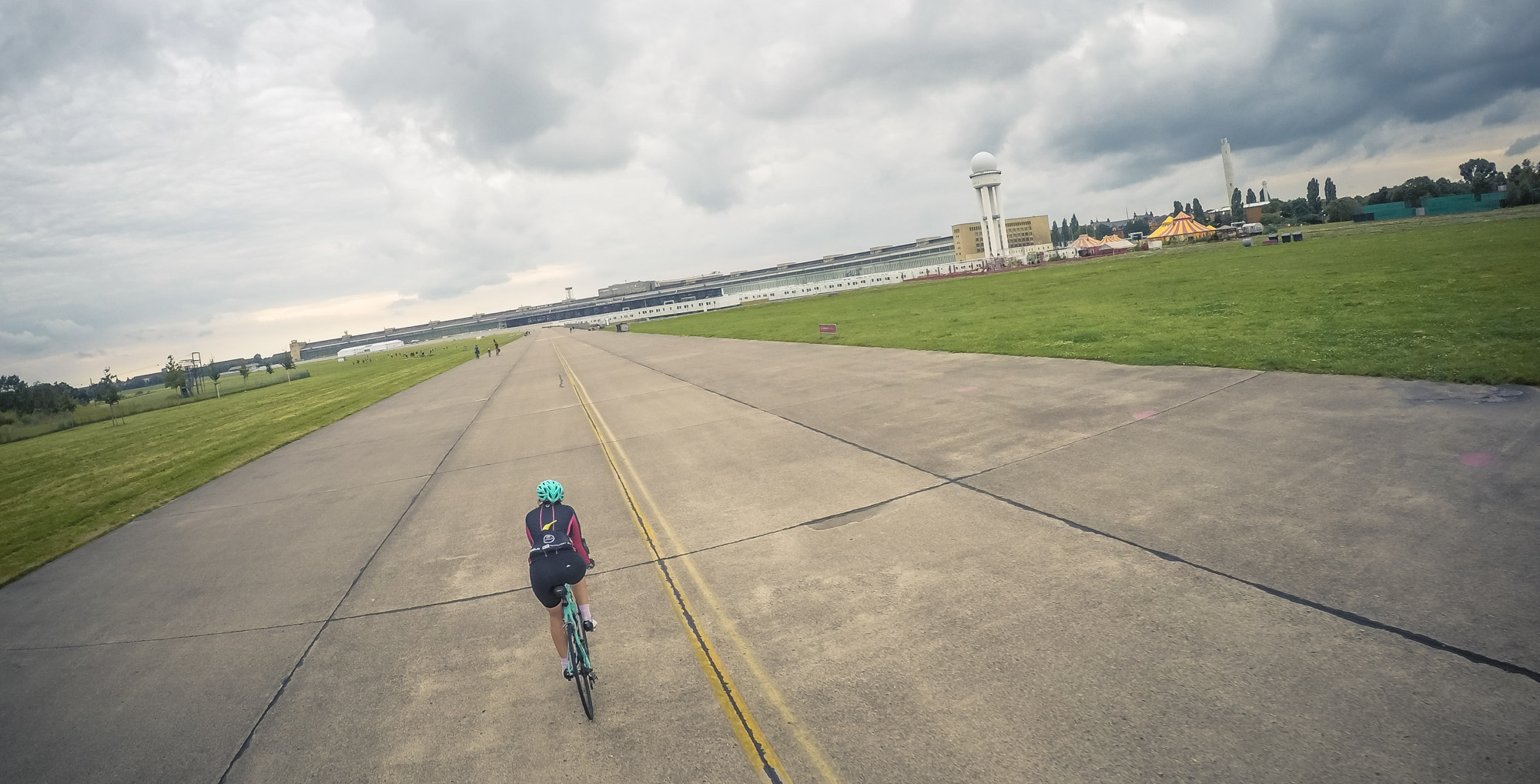 tempelhof cycling