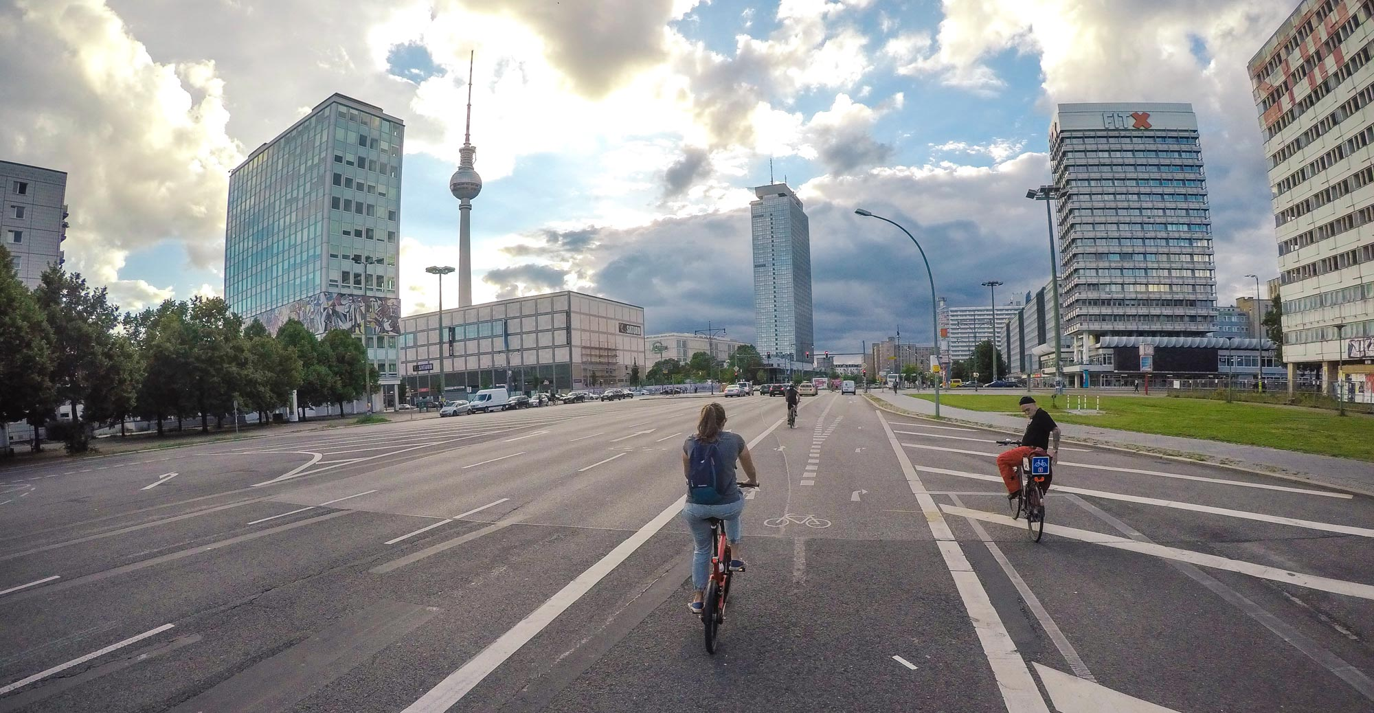 cycling berlin