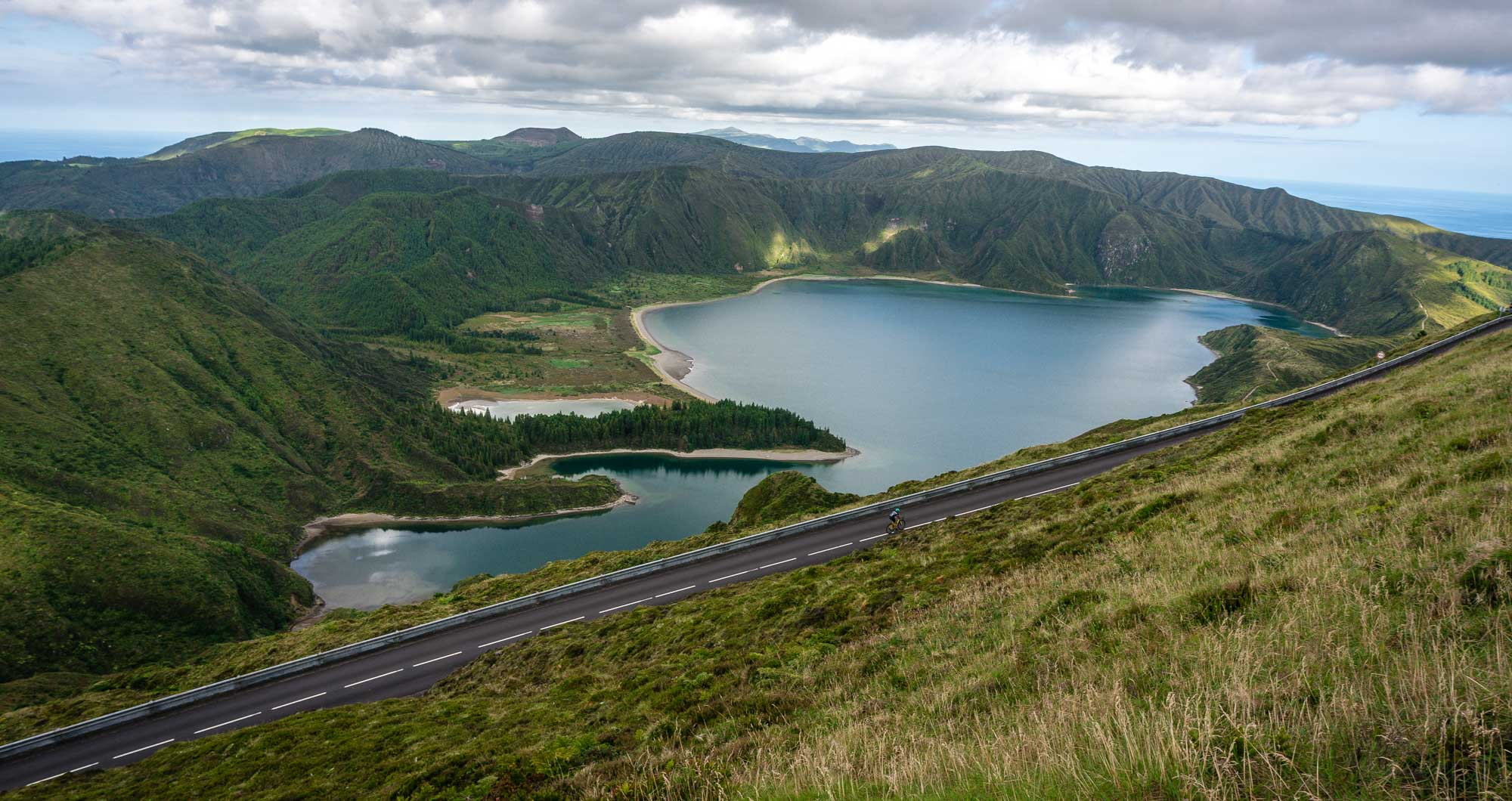sao miguel cycling