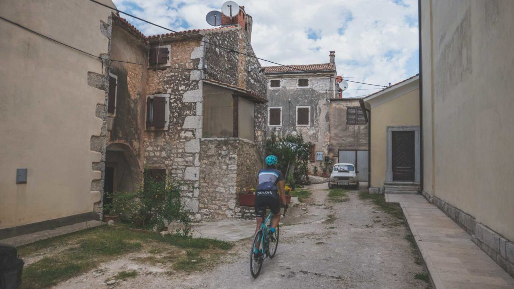 istria rower