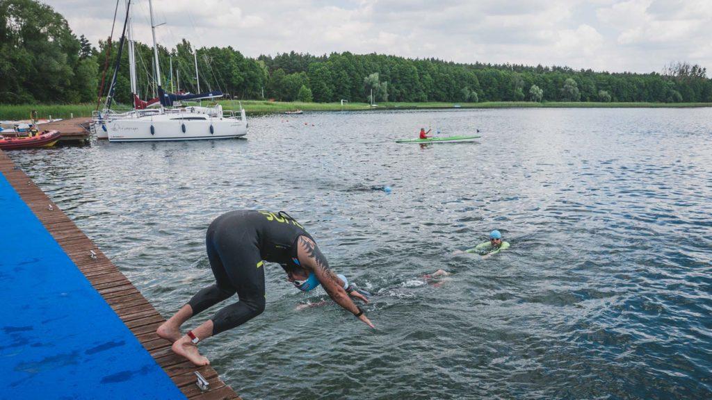 triathlon it pływanie