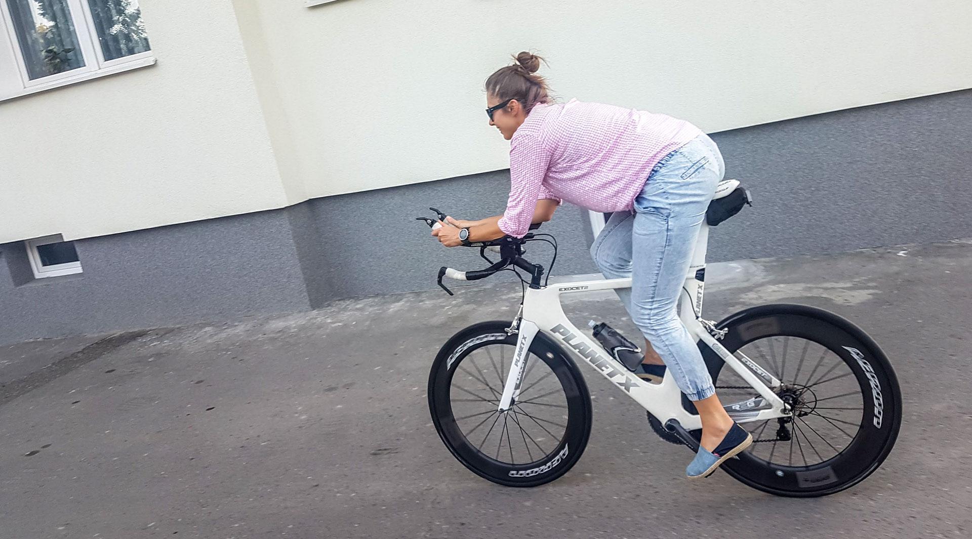 rower czasowy