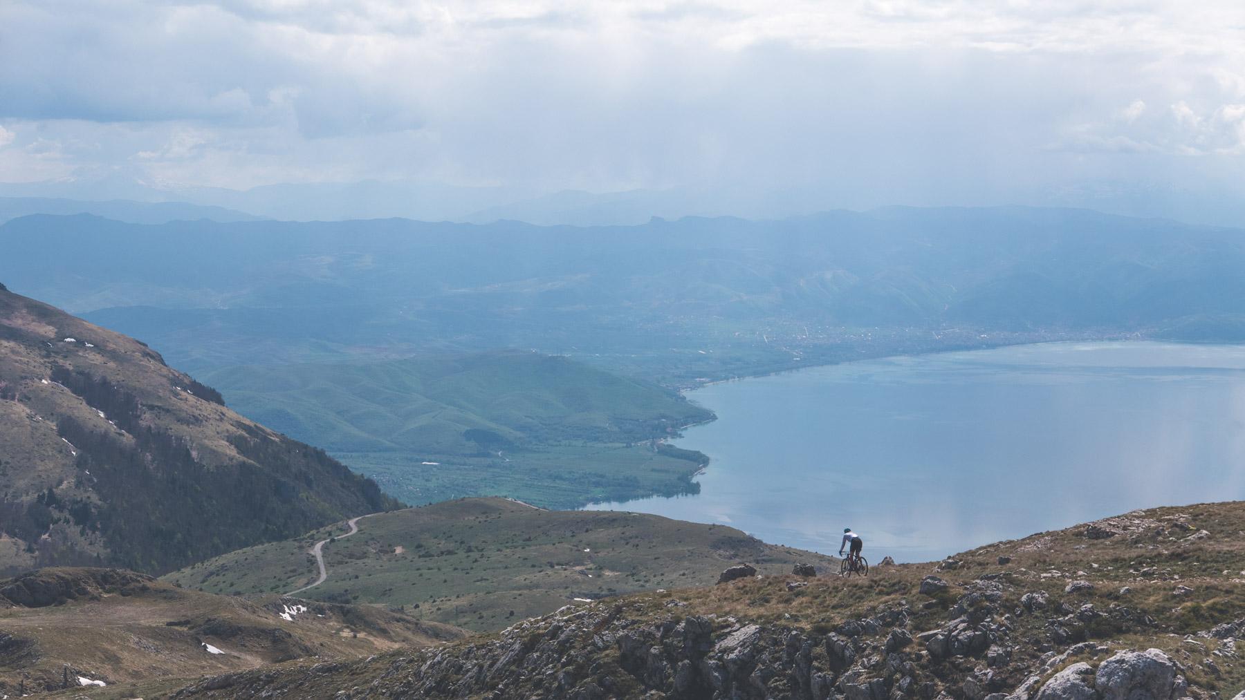 Albania cycling