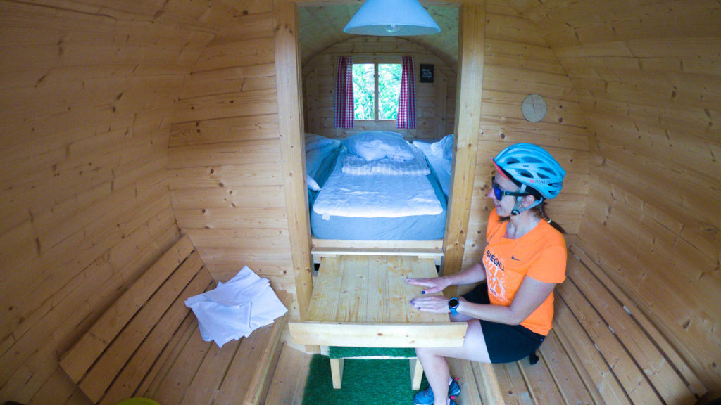 hasle camping beczka