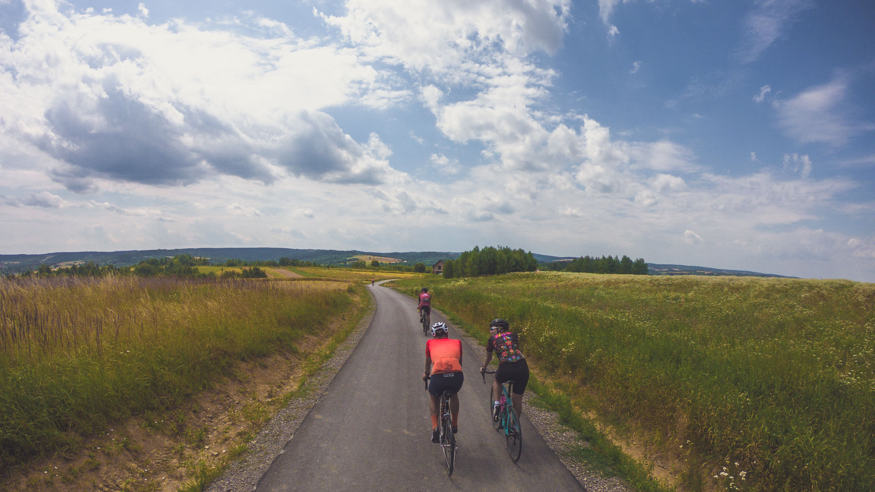 cycling in Rzeszów