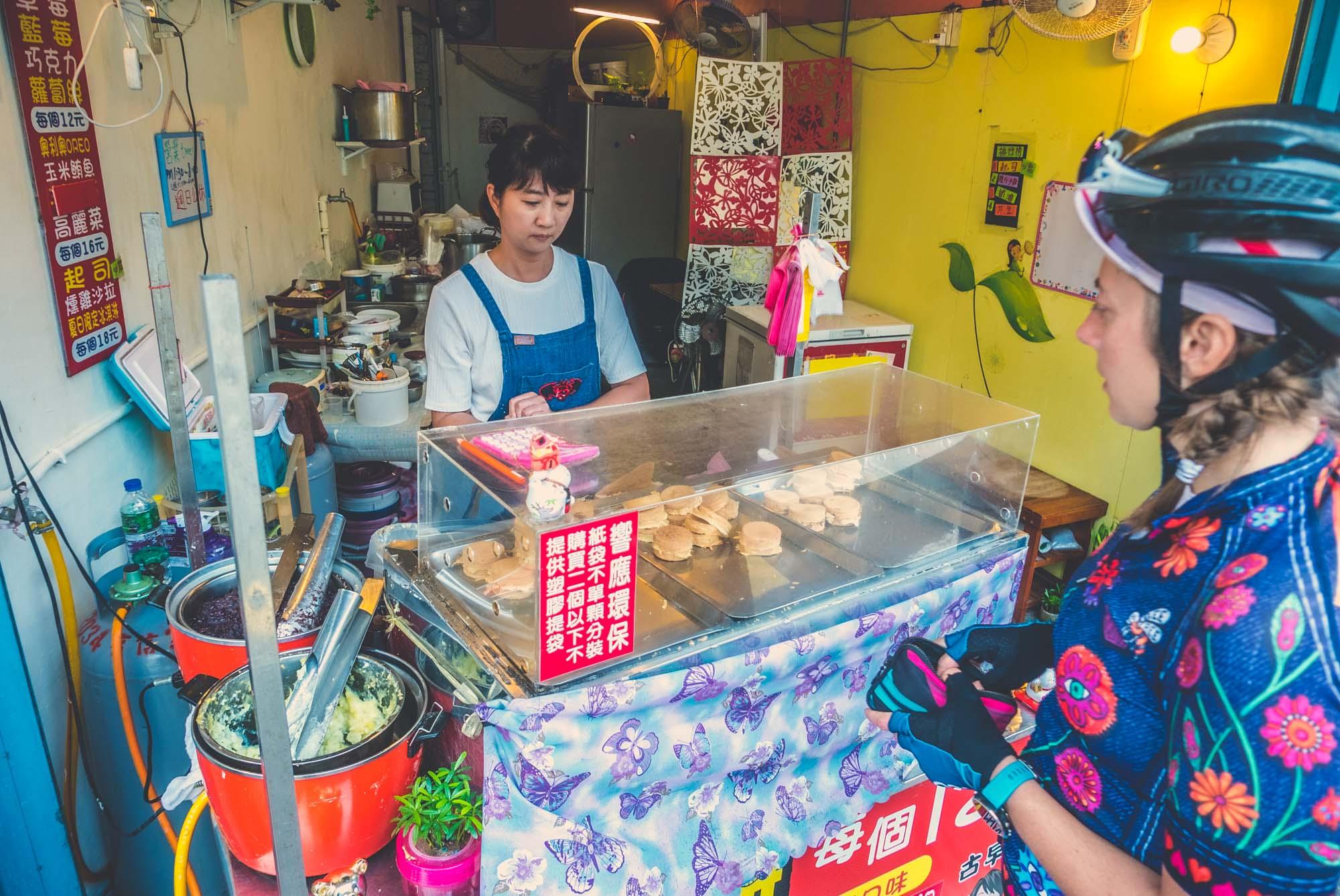 tajwan jedzenie